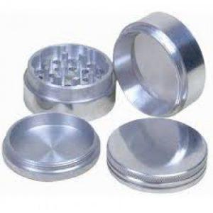 63mm aluminum 4 parts grinder