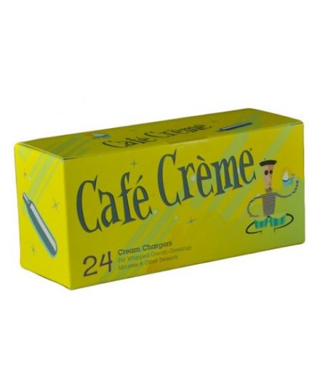 Cafe Creme Chargers 24ct.
