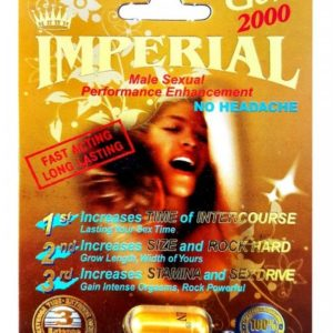 Imperial Gold 2000mg