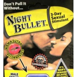 Night Bullet male sexcual enhancement